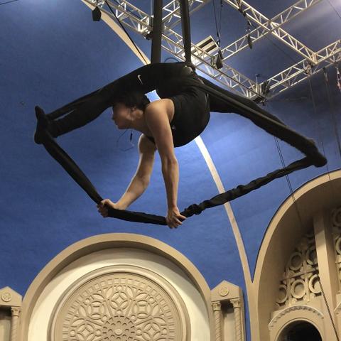Anne-Sophie Cusson - Individual - Canada - CircusTalk