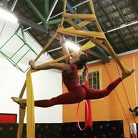 Katia Gil - Individual - Australia, Brazil, Canada - CircusTalk