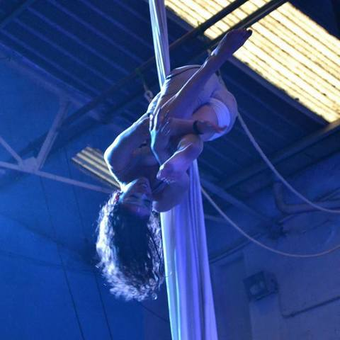 Michelle Waisman - Individual - Argentina, Italy - CircusTalk