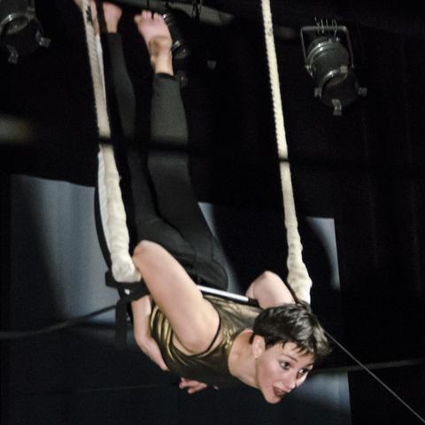 Maria Noel Rosas - Individual - Mexico, Uruguay - CircusTalk