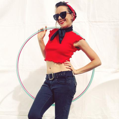 Samantha Kondor - Individual - Australia - CircusTalk