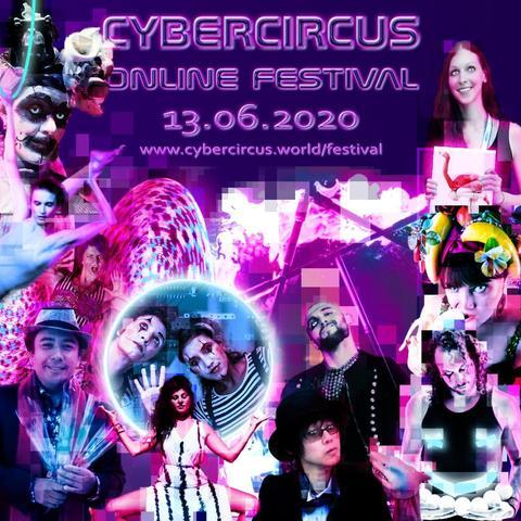 CyberCircus.World - Presenter - Australia - CircusTalk