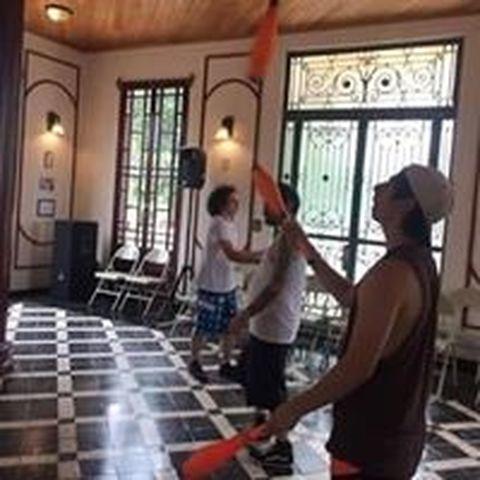 Alfredo Ortíz - Individual - El Salvador - CircusTalk