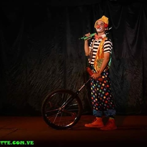 Carlos Pirouette - Individual - Venezuela - CircusTalk