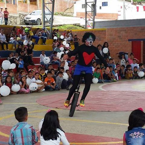 Andres Vargas - Individual - Colombia - CircusTalk