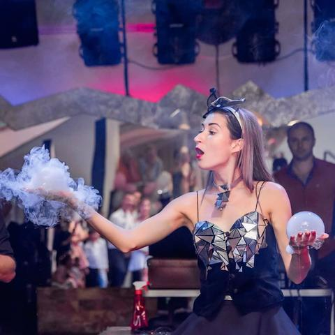 Варвара Райлян - Individual - Moldova - CircusTalk