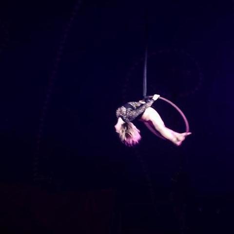 Victoria Sejr - Individual - Argentina, Spain, United Kingdom - CircusTalk
