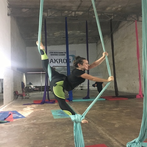 Abigail Novelo - Individual - Mexico - CircusTalk