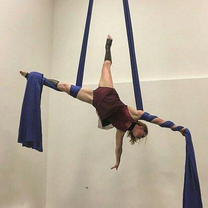 Debs Richards - Individual - Isle of Man, United Kingdom - CircusTalk
