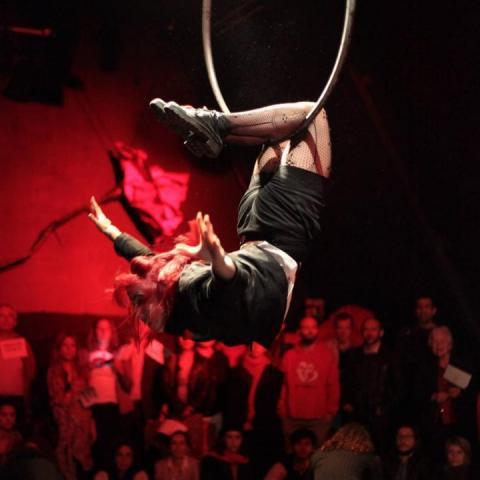 Catarina Ribeiro - Individual - Portugal - CircusTalk
