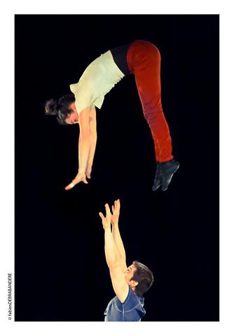 Duo Txomin et Chloé - Company - France - CircusTalk