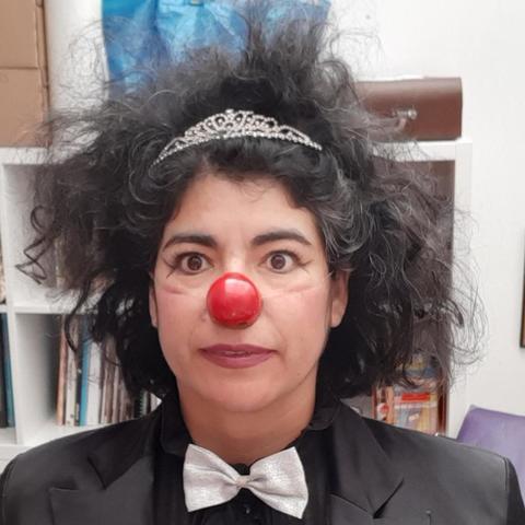Angelica Santander - Individual - Chile, Ireland - CircusTalk