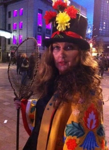 Vanessa Toulmin - Individual - United Kingdom - CircusTalk