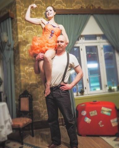 Saila Salminen - Individual - Finland, Switzerland - CircusTalk
