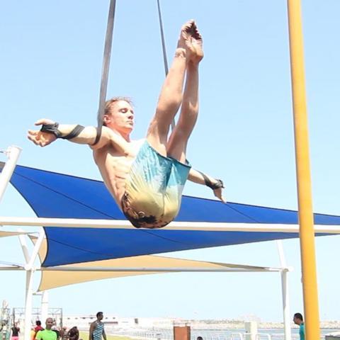 Nils Valkenborgh - Individual - Belgium - CircusTalk