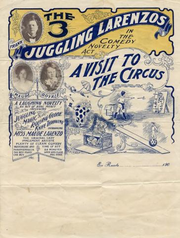 National Fairground and Circus Archive - Organization - United Kingdom - CircusTalk