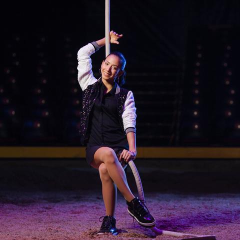 Fiorella Quiñones Bravo - Individual - Peru - CircusTalk