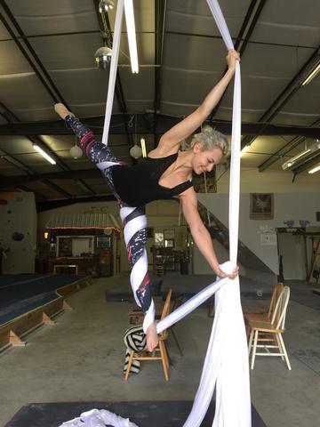 Kat Bentley - Individual - United States - CircusTalk