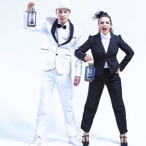 Mara and Chris - Individual - Switzerland - CircusTalk