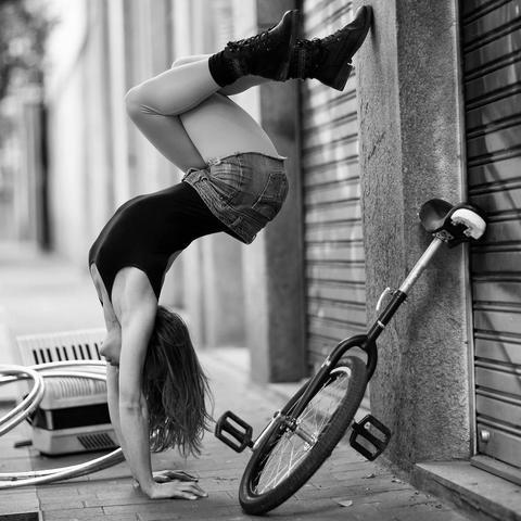 Eleni Anastasaki - Individual - Greece - CircusTalk