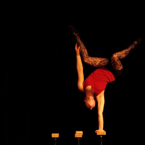 Ines Valarcher - Individual - France - CircusTalk