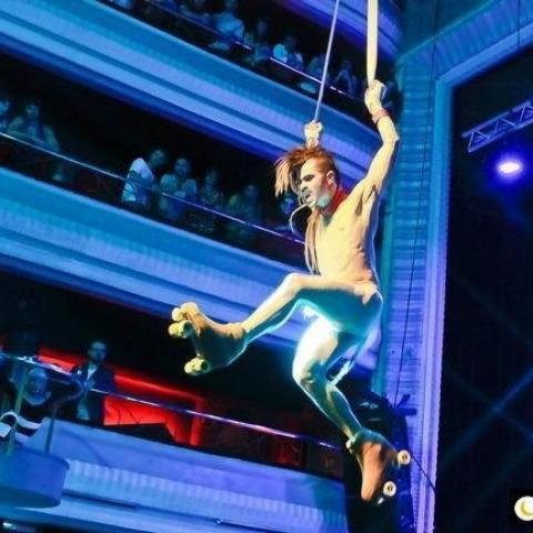 Nacho Sanchez Calderon - Individual - Argentina, Spain - CircusTalk