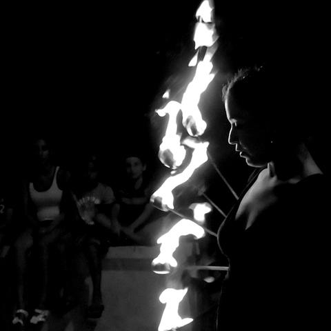 Fatima Licignano - Individual - Italy - CircusTalk