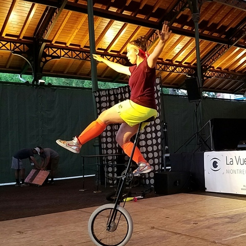 Moira van der Bijl - Individual - Netherlands - CircusTalk