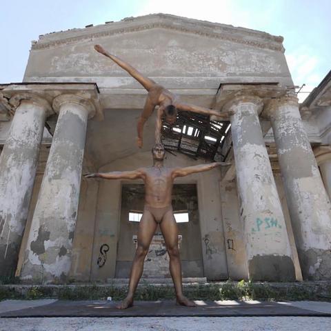 Mikhail Galkin - Individual - Russia - CircusTalk
