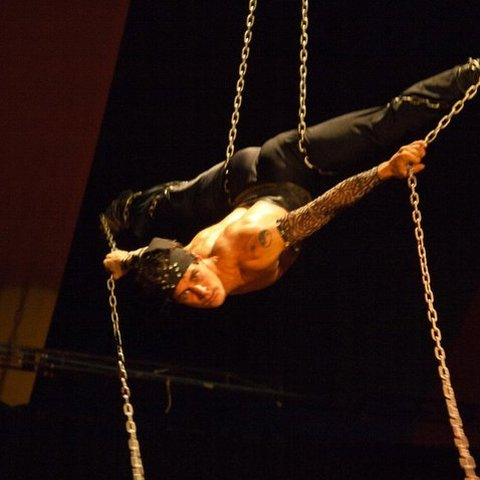 Eduardo Morales - Individual - Mexico - CircusTalk