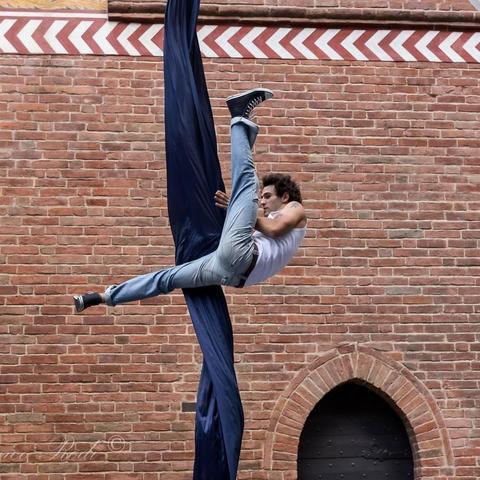 Rio Ballerani - Individual - Italy - CircusTalk