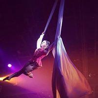 Gabriela Carrera - Individual - Mexico - CircusTalk