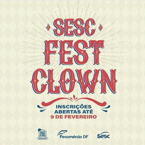 Sesc Festclown - Circus Events - CircusTalk
