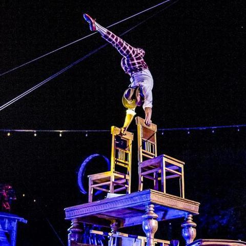Vladislav Zolotarev - Individual - Russia - CircusTalk