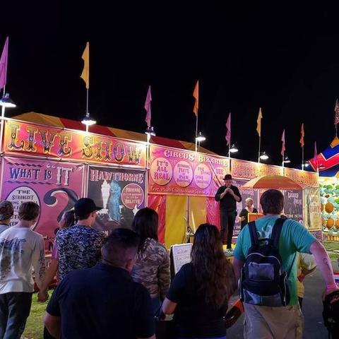 Hawthorne's Circus Bizarre - Company - United States - CircusTalk