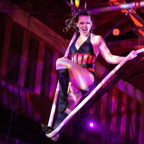 Lara Elise Hilborn - Individual - Australia - CircusTalk