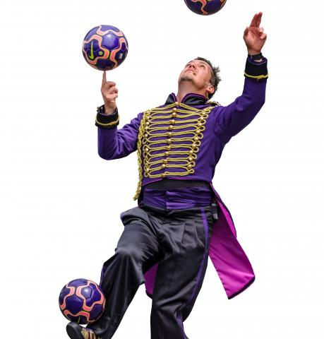 Victor Rubilar - Individual - Argentina, Poland, Sweden - CircusTalk