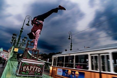 Edgardo Gonzalez Calafell - Individual - Argentina, Spain - CircusTalk