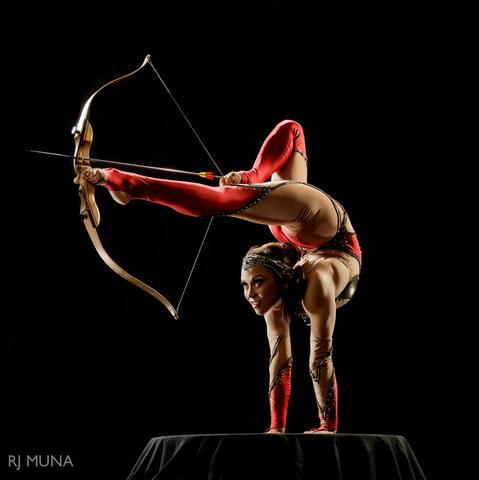 Elena Sanders - Individual - United States - CircusTalk