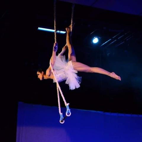 Elisa Delgado - Individual - Mexico - CircusTalk