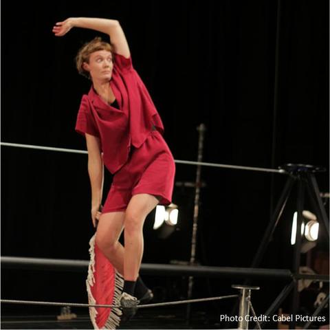 Fiona Salisbury - Individual - United Kingdom - CircusTalk