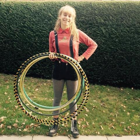 Erinke Blokland - Individual - Belgium - CircusTalk