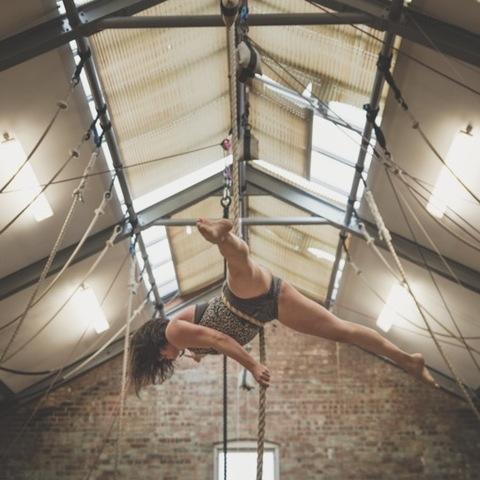 Charline Kandilian - Individual - France - CircusTalk