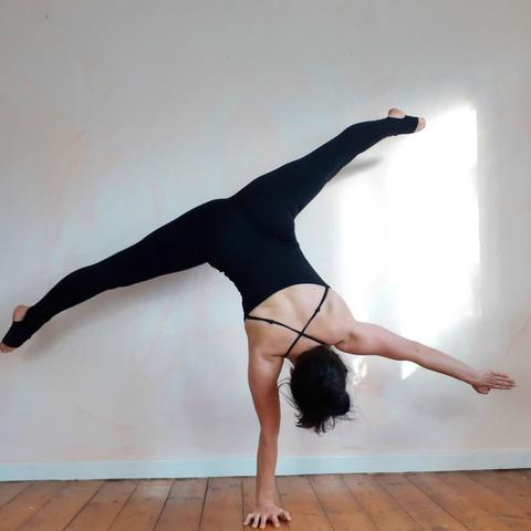 Natalie Reckert - Individual - Germany - CircusTalk