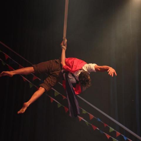 Nicolas Stocco - Individual - Argentina, Italy - CircusTalk