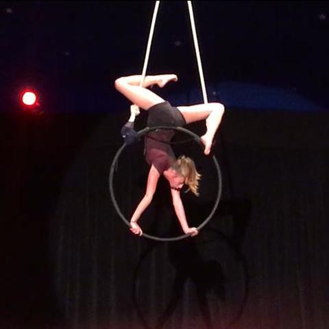 Jasmin Meinel - Individual - Germany - CircusTalk