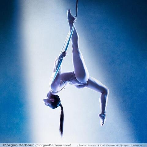 Morgan Barbour - Individual - United Kingdom, United States - CircusTalk