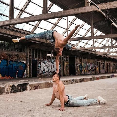 Duo Darkness - Individual - Belgium, Germany, Poland - CircusTalk
