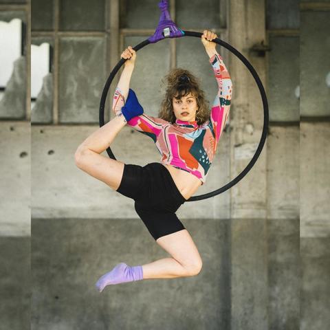 Lina Siragaki - Individual - Greece - CircusTalk