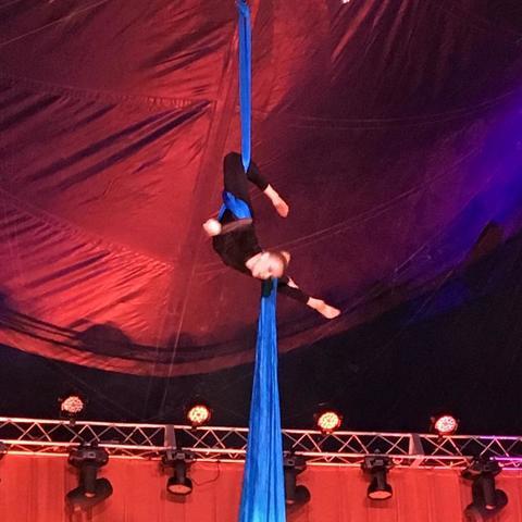Kirsten Heinrich - Individual - United States - CircusTalk